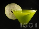 Рецепта Ябълково Мартини (Apple Martini)
